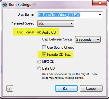 how to download pictures from cd to itune