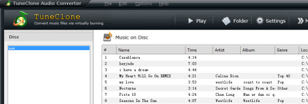 Convert iTunes M4P to MP3