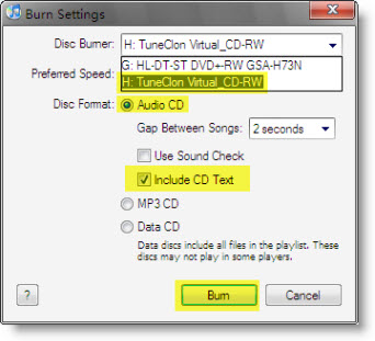 Convert iTunes 9 music to mp3