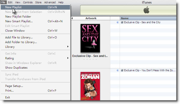 Convert M4P to MP3 with iTunes 9
