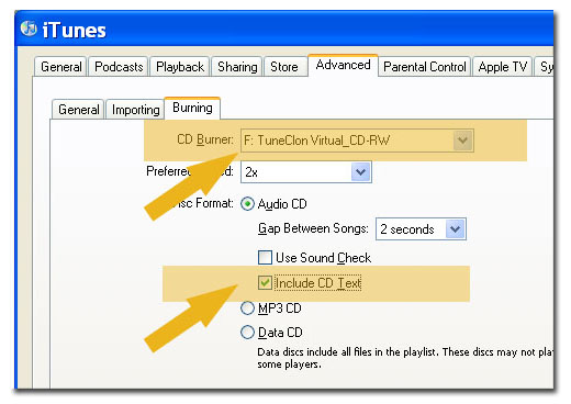 Download TuneClone to convert WMA and iTunes M4P to MP3, WAV
