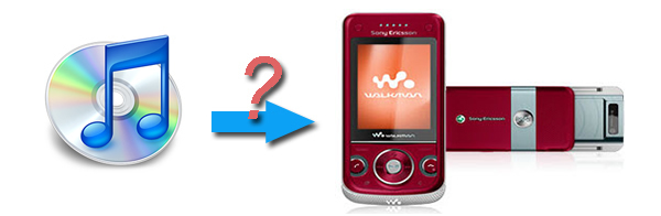 Convert iTunes music and play with Sony Ericsson MP3 Player
